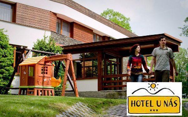 Prodloužený wellness víkend pro dva v hotelu v Krkonoších. Pouze za 4500 Kč místo původních 7500 Kč!