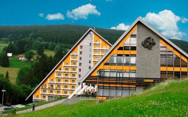 Romantický wellness pobyt v OREA Hotelu Arnika**** pro dva na dvě noci ve Špindlerově Mlýně pouze za 2999 Kč místo 7180 Kč!