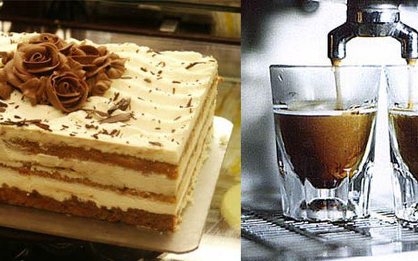 Sladké potěšení s kávičkou a minerálkou pro 2 osoby, v samém srdci Plzně jen za 99 Kč! Oslaďte si den jen tak pro radost se slevou 48%.