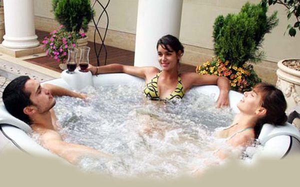 Dopřejte si maximálního uvolnění a relaxace s 50% slevou v privátní whirpoolce a finské sauně, po 2 hodiny, jen za 500 Kč