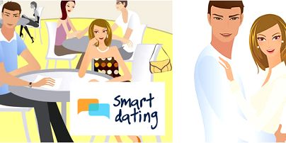 Smart Dating party