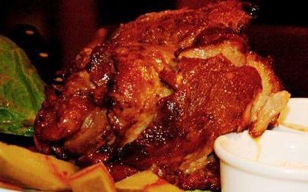 Oktoberfest ve Sphinx jen za 199 Kč - Výborné pečené ovarové koleno a 4x Pilsner urquell s 61% slevou (vhodné jako posezení pro dva nebo velká porce pro jednoho)