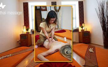 Užijte si jedinečný zážitek 120 minut KRÁLOVSKÉ MASÁŽE celého těla od pravých thajských masérek za jedinečnou cenu! Relaxujte ještě dnes