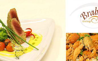 Jen 299 Kč za konzumaci v hodnotě 600 Kč v restauraci Brabander! Vychutnejte si lahodné kombinace jídel, italskou kuchyni, steaky, rybí speciality i lehké saláty a nezapomeňte na desert! Dnes jíte za POLOVINU!