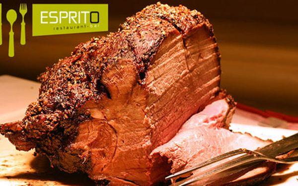 Pffefer Steakové hody s 65%-ní slevou pro dva! Pohodičková akce dvou přátel a dvou úžasných steaků s libovolnou přílohou a jako desert horké maliny se zmrzlinou a šlehačkou polité čokoládou v hodnotě 710,-Kč za 249,-Kč.