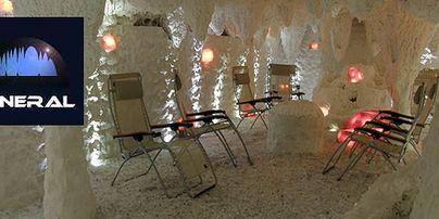 Solná jeskyně Mineral