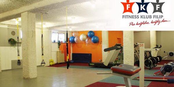 Za 500 Kč můžete nyní protáhnout své tělo ve Fitness Klubu Filip. Vyberte si ze široké nabídky cvičebních programů a prožijte zimní měsíce aktivně, nyní s 50% slevou .