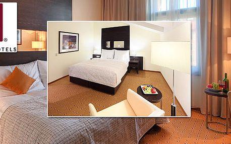 Zažijte nezapomenutelnou atmosféru předvánoční Prahy s Clarion hotelem Prague City s fantastickou slevou 46% pro dvě osoby!