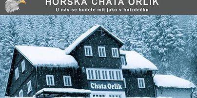 Horská chata Orlík
