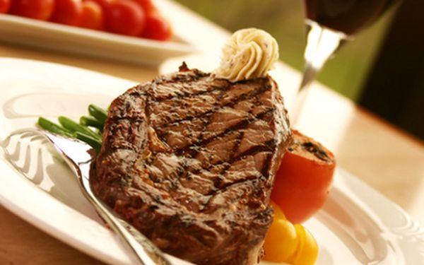 Jen 249 Kč za hody v hodnotě 500 Kč v restauraci Bohema! Dejte si cokoli z jídelního lístku! Výtečné bifteky, rybí speciality, pochoutky z husy nebo domácí dezerty!