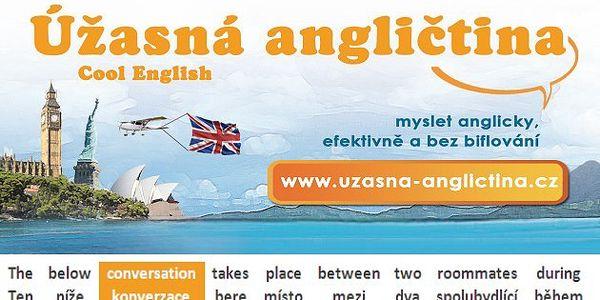 Buďte světoví a konečně se naučte anglicky! On-line kurz pro začátečníky i pokročilé za 2990 Kč z 5990 Kč. Sleva 50%.