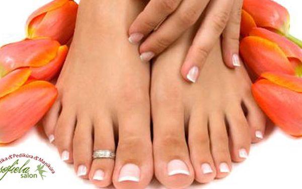 Odlehčete svým nohám a dopřejte si znovu hebký pocit z bezbolestné chůze díky pedikúře v salonu Sofiela za 145 Kč. Sleva 50% oproti obvyklé ceně.