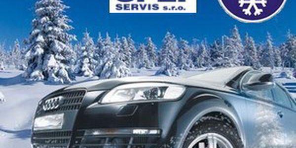 Připravte své auto na zimu… je čas přezout pneu. Kompletní přezutí Vašeho vozu i se zimní prohlídkou jen za 579 Kč! Sleva 54%.