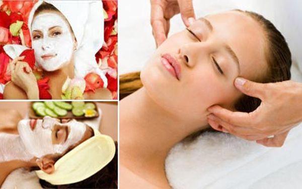 Pečujte o svou krásu prostřednictvím kosmetické masáže a pleťové masky jen za 160 Kč. Pěkná je i sleva 50%.