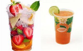 Cokoli od Fruitisima fresh v hodnotě 200 Kč jen za 89 Kč! Svěží chuť léta v obchodním centru Central Most. Fresh džusy, bagety, saláty, zmrzliny, jogurtové koktejly a další se slevou 56%!