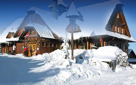 50% sleva pro 2 osoby na 3 noci v horském hotelu Kohútka*** v Novém Hrozenkově