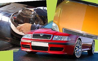 Zvedněte cenu vašeho automobilu...Renovace laku za skvělou cenu!