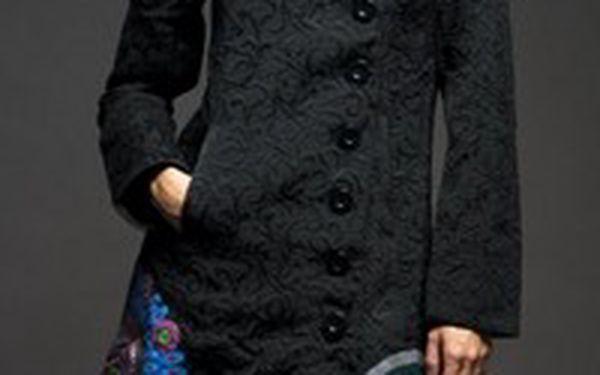Dámský kabát desigual - abrig hermonie