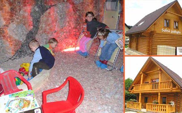 Oddýchnite si v príjemnom prostredí neďaleko od centra Žiliny vďaka 2 vstupom do soľnej jaskyne len za 3 €. Ušetríte 70% oproti obvyklej cene.