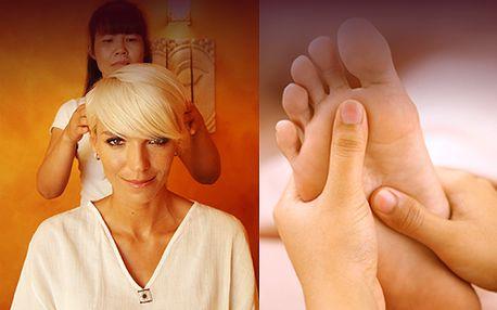 Zakuste na vlastní kůži i duši starodávné umění thajských masáží v salonu Golden Kinnaree se slevou 50%