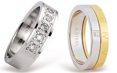 Potěšte sebe a Vaše blízké krásným dárkem - šperky z chirurgické oceli, dnes jen za 59% z původní ceny!