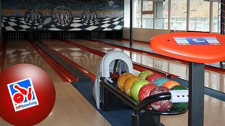 Přijďte na bowling a vypijte tolik piv Gambrinus, kolik zvládnete za 49 Kč! Je jen na vás jestli se z 80% slevy propijete k více jak 90%.