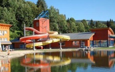 Jen 3520 Kč za 3 noci se snídaní pro 2 osoby v moderním areálu Aqua Park ve Špindlu! Užijte si relaxační balíček a další zábavu se 40% primaslevou!