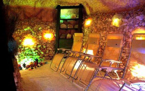 Užijte si 45minutovou seanci v solné jeskyni PRO DVA v hodnotě 300 Kč jen za 149 Kč! Poznejte kouzlo minerálů nejen z Mrtvého moře v originální solné jeskyni přímo v centru Plzně!