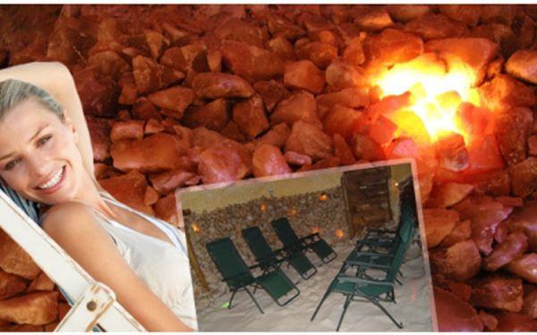 Báječná revitalizace organismu, relaxace a prevence chřipky před zimou! Solná jeskyně v Kryocentru se slevou 57% za pouhých 69,- Kč! Účinkuje jako pobyt u moře!