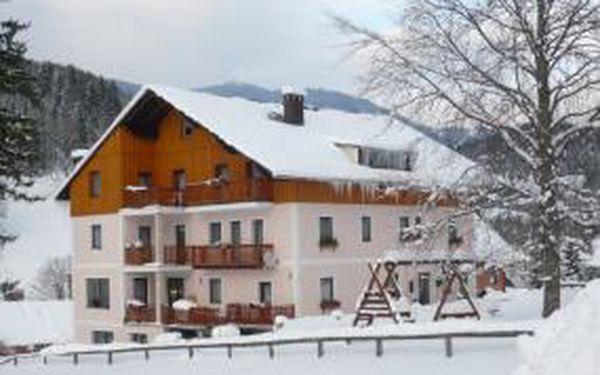 Lyžařský pobyt na 5 dní v rakouském Hinterstoderu jen za 2 400 Kč se slevou 40 %!