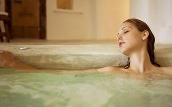 Užijte si dvě hodiny luxusní relaxace ve dvou se slevou 50%! Za skvělých 250 Kč!
