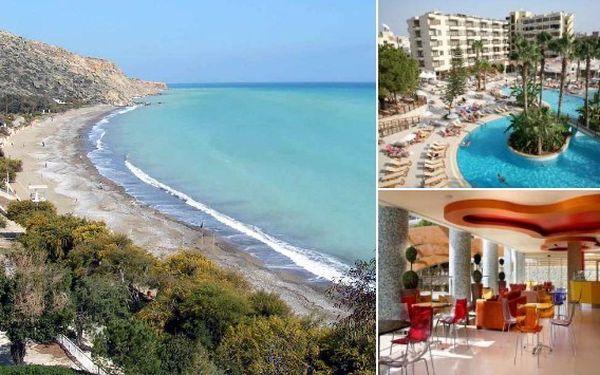 Cenová bomba. Luxusní dovolená na Kypru na 8 dní letecky za poloviční cenu. Pouze 9990 Kč. Sleva 55%.
