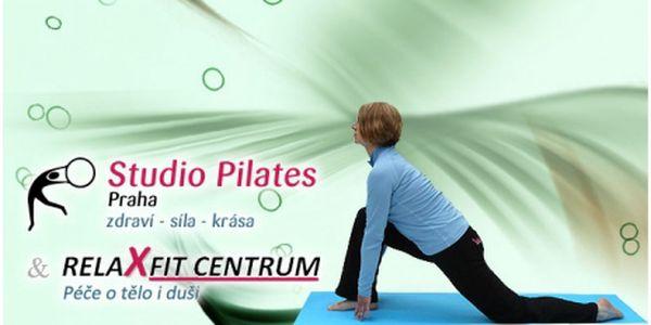 Tři lekce jógy nebo Pilates v centru Prahy za neskutečných 199,- Kč se slevou 82%! Vyzkoušejte tuto úžasnou metodu cvičení vhodnou pro všechny kdo chtějí být fit!