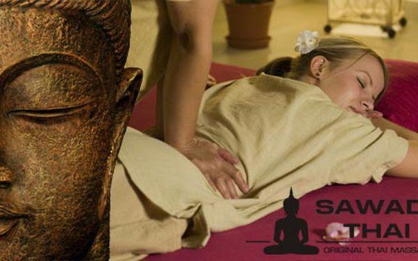 Doprajte si maximálne uvoľnenie a relaxáciu vďaka klasickej thajskej masáži v salóne Sawadi Thai len za 22,50 €. Zľava 41%.