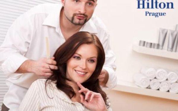 72% sleva na kadeřnické služby! Užijte si luxusní péči v hotelu Hilton Prague jen za 399 Kč