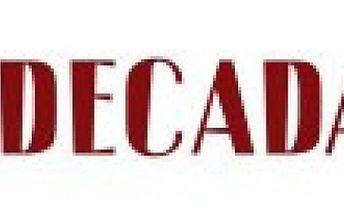 Neskutečných 30 Kč za 1 LITR SANGRIE v krásné kavárně a zároveň galerii Cafe DECADA. Přijďte vyzkoušet oceněnou kavárnu časopisem Houser. Džbán Sangrie za 30 Kč = jedinečná nabídka!