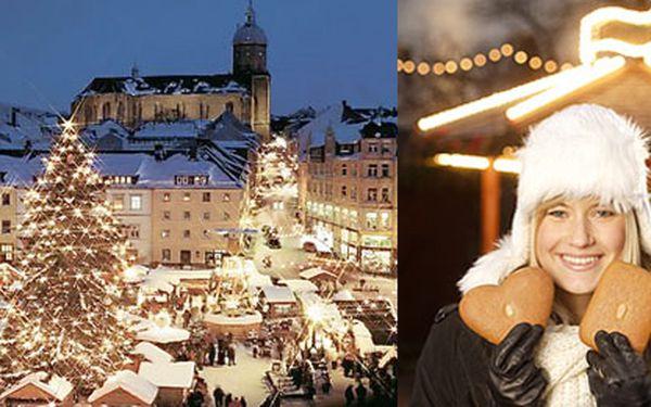 Kouzelné vánoční trhy v Drážďanech se zastávkou u zámku Moritzburg, kde se natáčela pohádka Tři oříšky pro Popelku. Vychutnejte si advent se vším, co k němu patří.