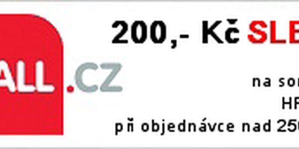 Skvělý Vánoční dárek - hráčka od Mall.cz, ted´i se skvělou slevou 200 Kč!