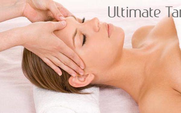 Mladší a krásnější pleť díky liftingové masáži obličeje (50 minut) v salonu Ultimate Tan jen za 240 Kč. Skvělá sleva 56%.