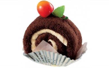 Roláda čokoládová - Roláda je vyrobena ze 2 kusů ručníků v rozměrech 34x 35 a 20x20 v barvách dle příchuti. Zužitkujete celý dort, protože i ovocná ozdoba jsou magnety na lednici!Materiál 100% bavlna Jedinečné dorty z ručníků pro Vás a Vaše blízké ...