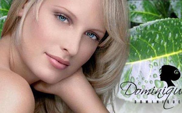 Mladá pleť je krásná! Vyzkoušejte intenzivní omlazující metodu s kaviárovým extraktem v salonu Dominique jen za 380 Kč. Výborná sleva 52%.