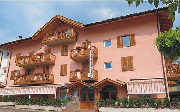 Perfektní 4 dny v hotelu*** v Trento (Italie) se snídaní a jednou večeří pro dva s wellness jen za 3799 Kč! POZOR - pouze 2 balíčky v prodeji!