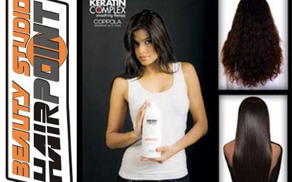 Vyzkoušejte unikátní permanentní hloubkovou regeneraci vlasů jen za 1300 Kč! Aplikace brazilského keratinu s 50% slevou.