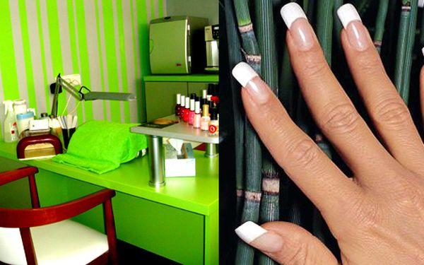 Luxusní francouzské gelové nehty Magnetic Nail Design od pravého profesionála (mistryně ČR z roku 1998 - kvalifikace na ME v Nail Design) se slevou 70 %! Dopřejte si absolutně krásné ruce na TOP úrovni od opravdové profesionálky, za opravdu neskutečnou ce