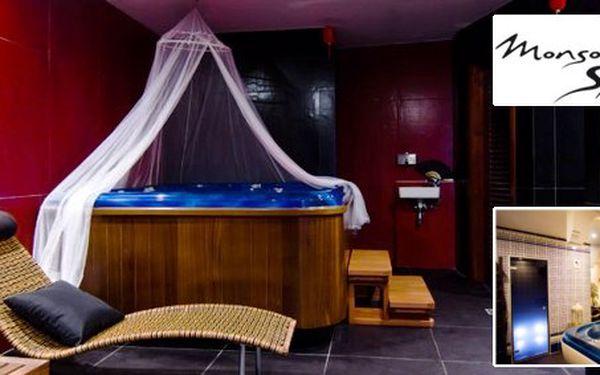 Privátní wellness pro dva v designových lázních, v centru Prahy, se slevou 50%! Soukromá vířivka + sauna nebo aroma pára. Foto a video hovoří za vše. Užijte si luxusní zážitek!