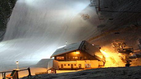 Víkendové lyžování pro 2 osoby + večerní sobotní lyžování ve ski areálu Aldrov Prezidentský expres