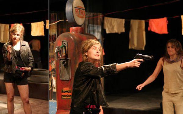 Dvě vstupenky do divadla za cenu jedné! Výběr ze dvou zajímavých divadelních představení v DIVADLE ROCK CAFÉ. Pro Vás jen za 210 Kč.