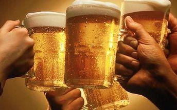 2 litry prvotřídního čepovaného piva Gambrinus 10° z tanku a 4 ks bramboráčků za 30 Kč? To vše jedině v restauraci NA CHLUMECKÉ první Gambrinus fotbalové hospodě v Praze. Získejte 76% slevu na 4 velká točená piva a 4 bramboráčky!