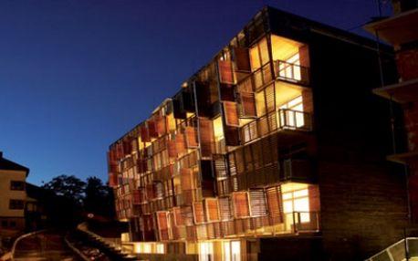 Pouhých 4.900 Kč za ubytování v horském středisku HARRACHOV pro 4 OSOBY na 7 NOCÍ v luxusních apartmánech 2+kk Čertovka! 58% sleva na týdenní dovolenou v luxusním apartmánu s plně vybavenou kuchyňkou, podzemním parkováním, balkónem...