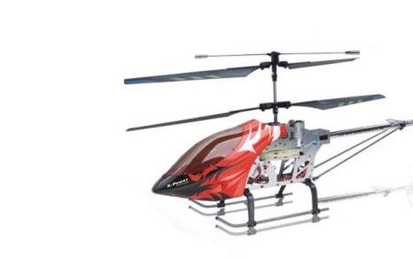 Milý Ježíšku! Máme tu něco na hraní pro malé i velké!! Užijí si let s MiniVrtulníkem na dálkové ovládání! Elektronický gyroskop garantuje, že model poletí přesně tam, kam potřebují. Model Volitation 9098 za skvělých 595,- Kč!! Zastav se u nás :o)